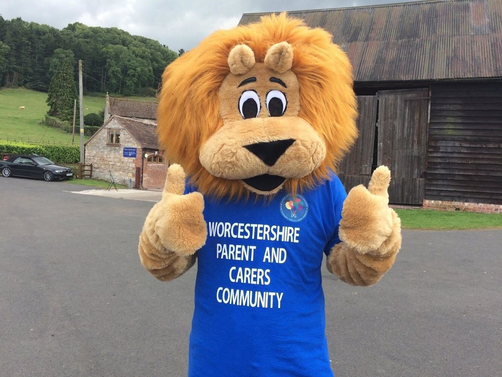 Worcestershire Parent and Carers` Community Mascot