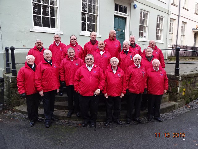 male voice choir 9